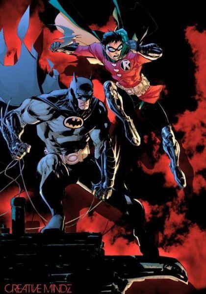 Bonus batman et robin le blog comics de xmancyclops - Image de batman et robin ...