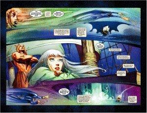 Marvel 1602 : les héros Marvel à l'époque des templiers. 1602pg14151-300x230