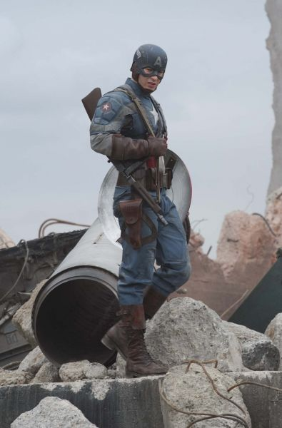 Captain America First Avenger dans Coup de projecteur firstvengeanceimage