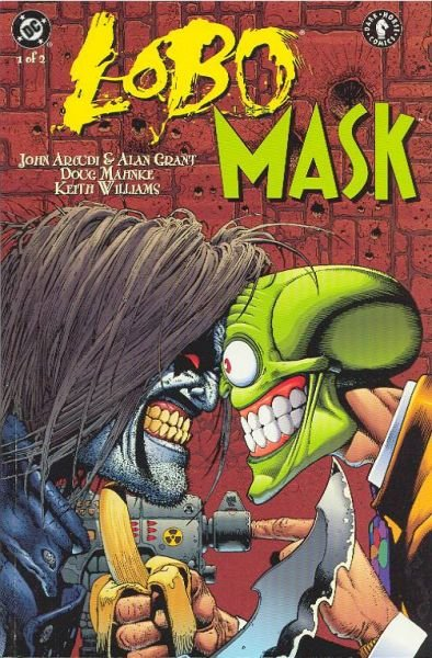 Lobo/The Mask dans ComicsVF lobomask1