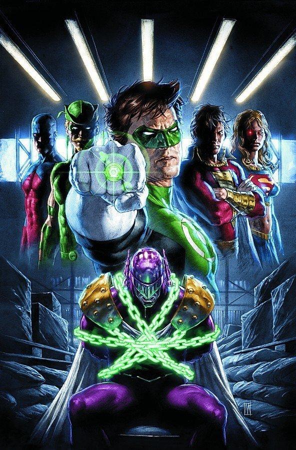 Justice League : Cry for Justice par Robinson et Cascioli dans ComicsVF justiceleaguecryforjustice3dccomics6680548592900