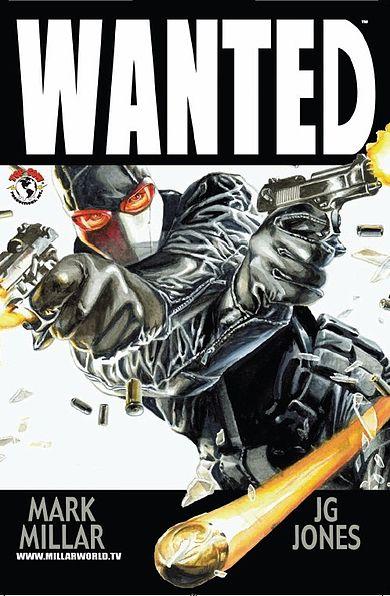 Wanted : les vilains à l'honneur dans culte 390pxwanted