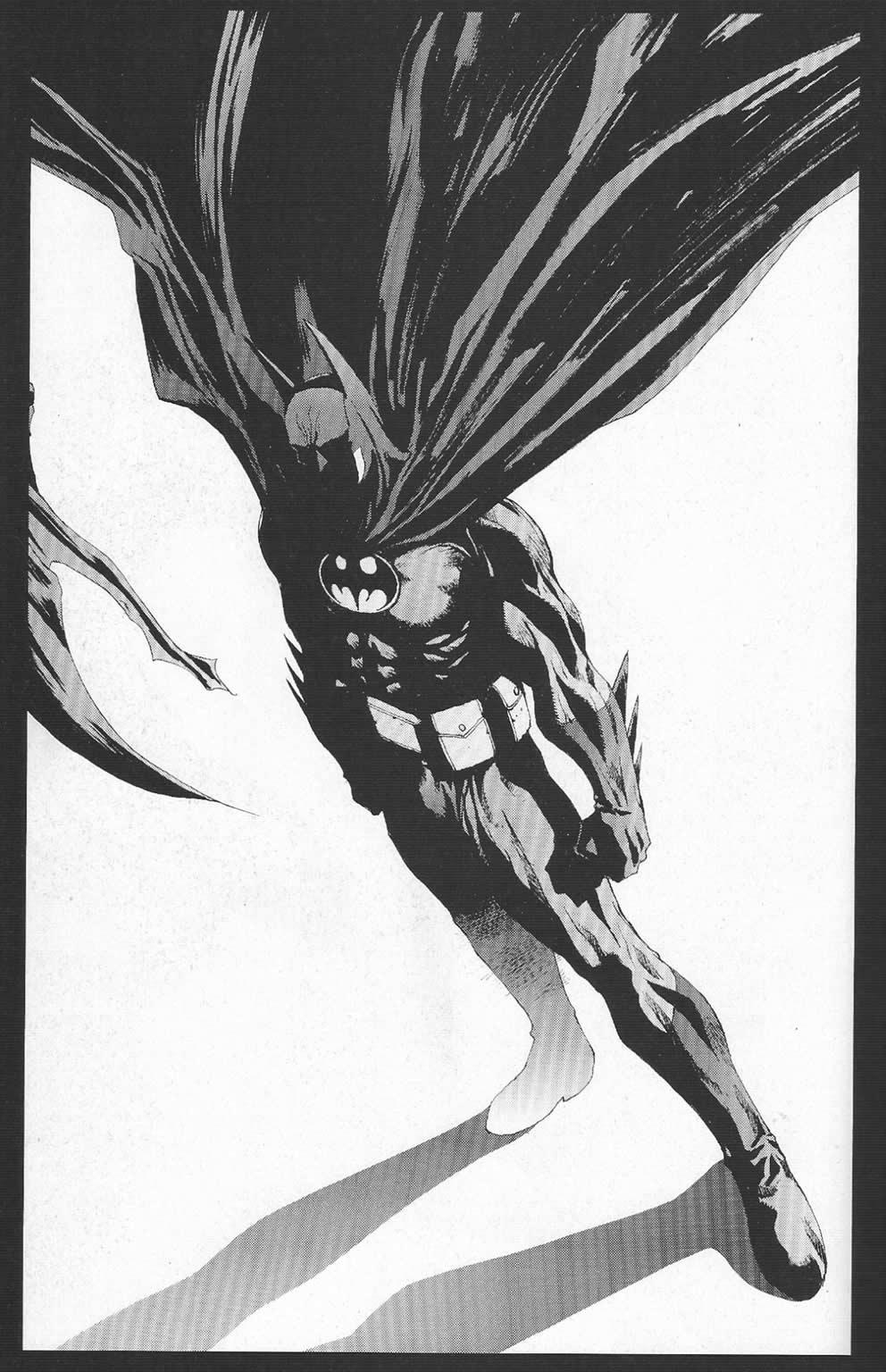 Batman par Kia Asamiya dans ComicsVF batmanelhijodelossueosextras04