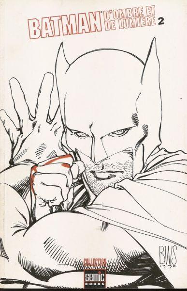 Batman d'ombre et de lumière dans ComicsVF bat2