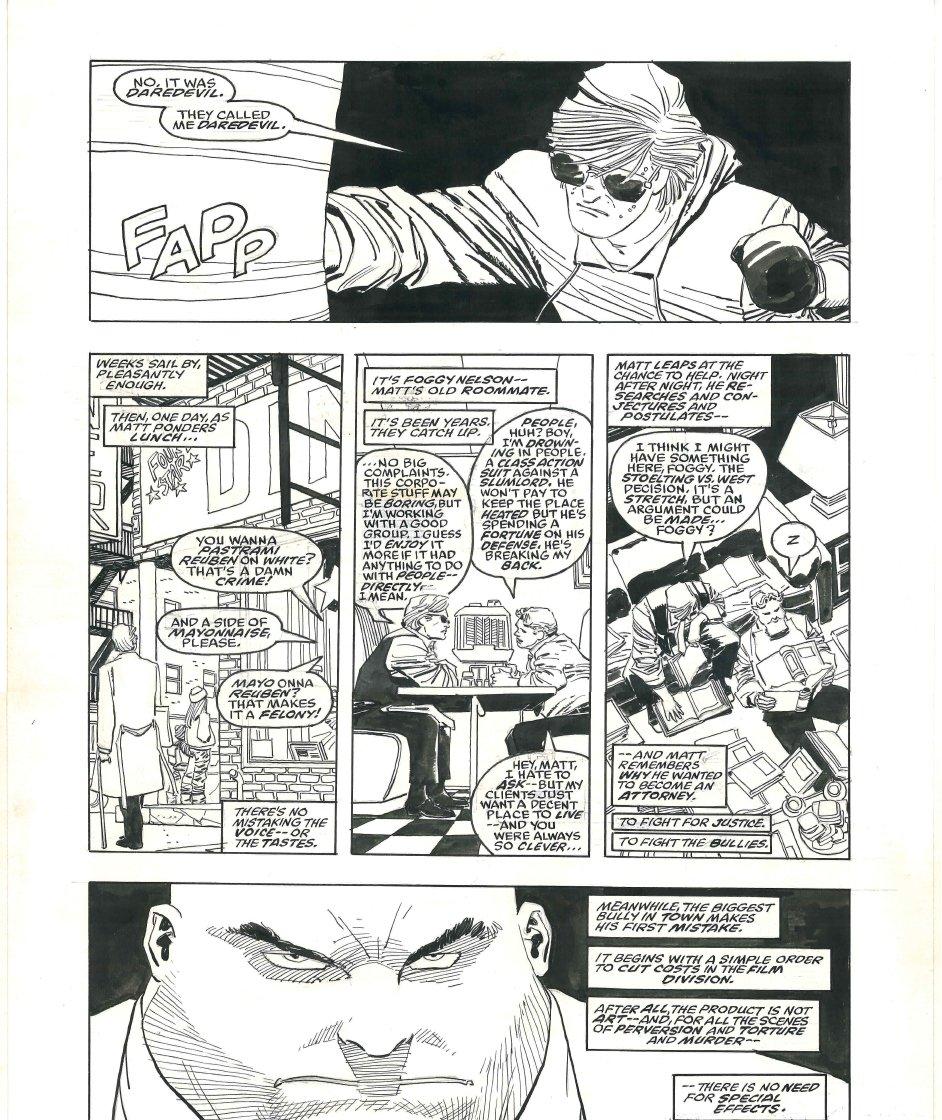 Daredevil Man without Fear dans ComicsVF ddmwofkp