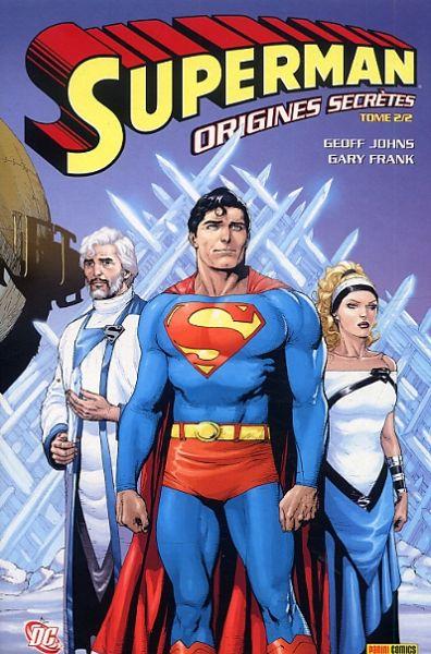 Superman Origines Secrètes par Johns et Frank dans ComicsVF superman1