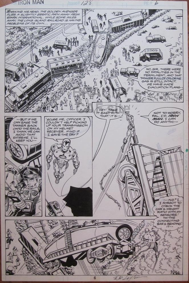 Iron Man le Diable en Bouteille dans ComicsVF im128p6dhs