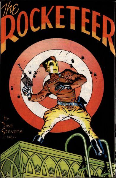 Rocketeer par Dave Stevens dans ComicsVF rocketeerbystevens