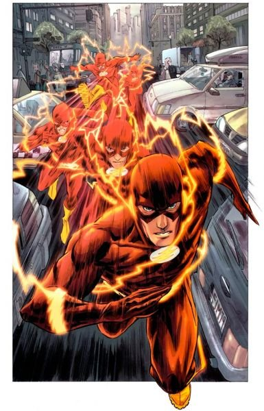 Flash : un retour en force dans ComicsVF 1004flash1fmanapul